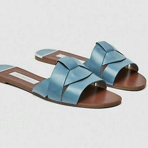 Zara crossover slides